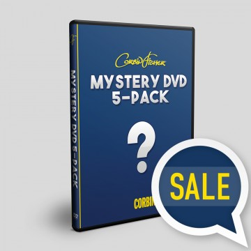 Mystery DVD 5-Pack (All-Male)